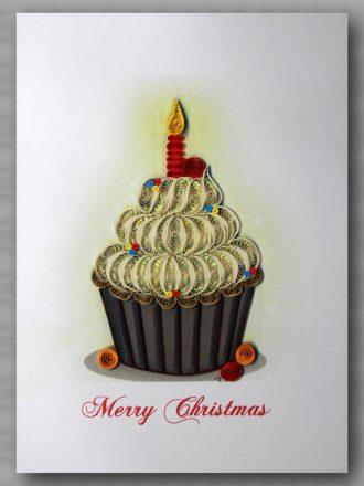 Weihnach Torte